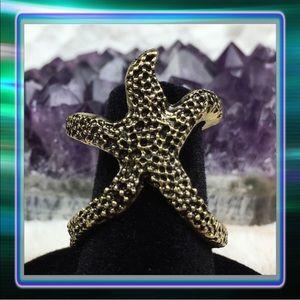 Jewelry - Starfish Ring